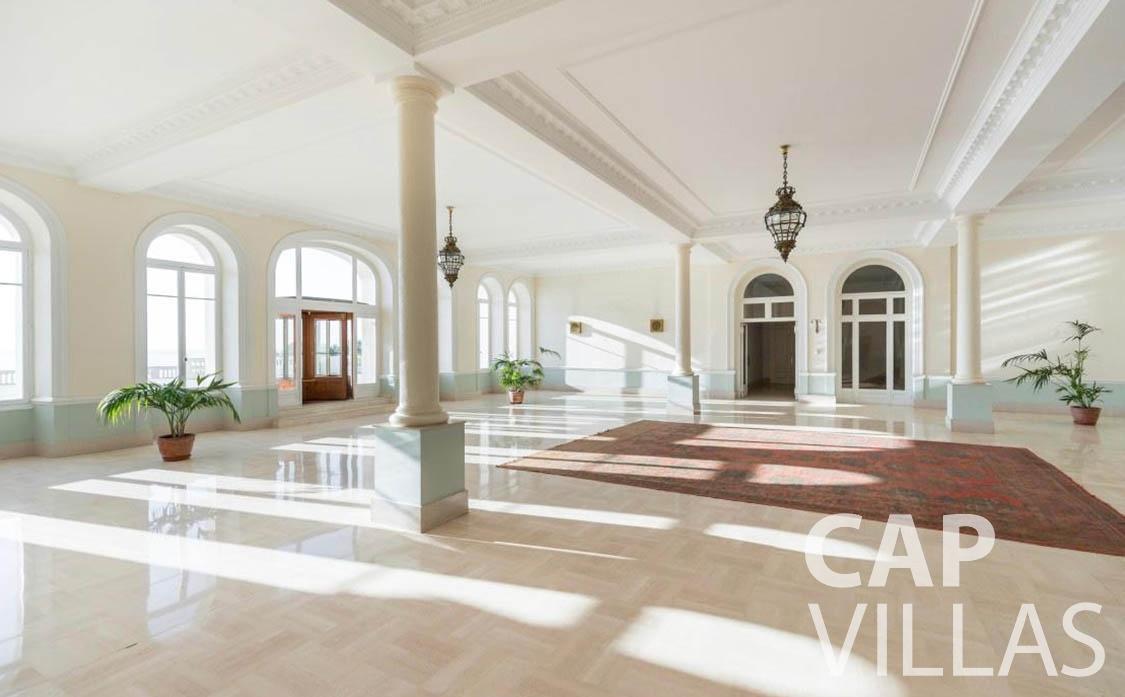 apartment for rent cap martin roquebrune hotel entrance indoors