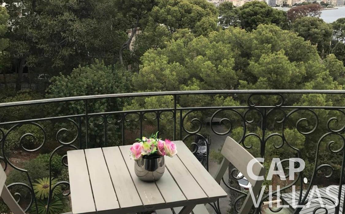 apartment for rent cap martin roquebrune terrace