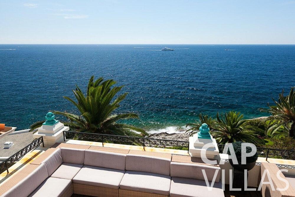 let Villa Blossom capdail sea view