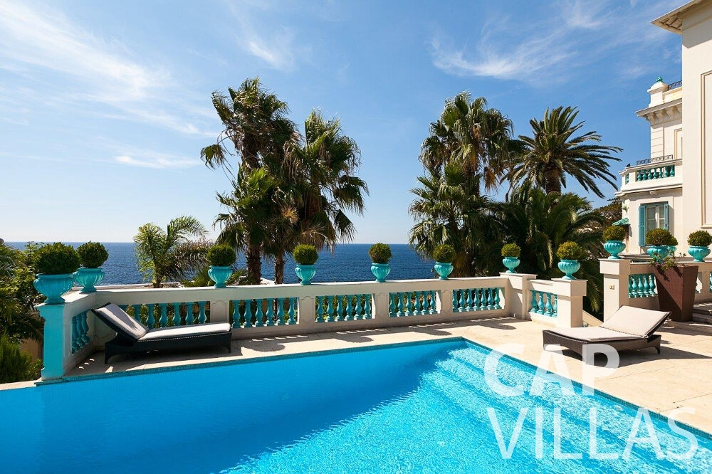 let Villa Blossom capdail swimming pool