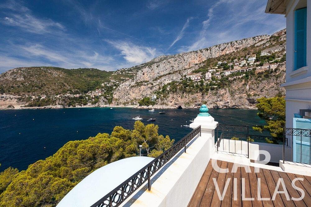 rent Villa Blossom capdail balcony