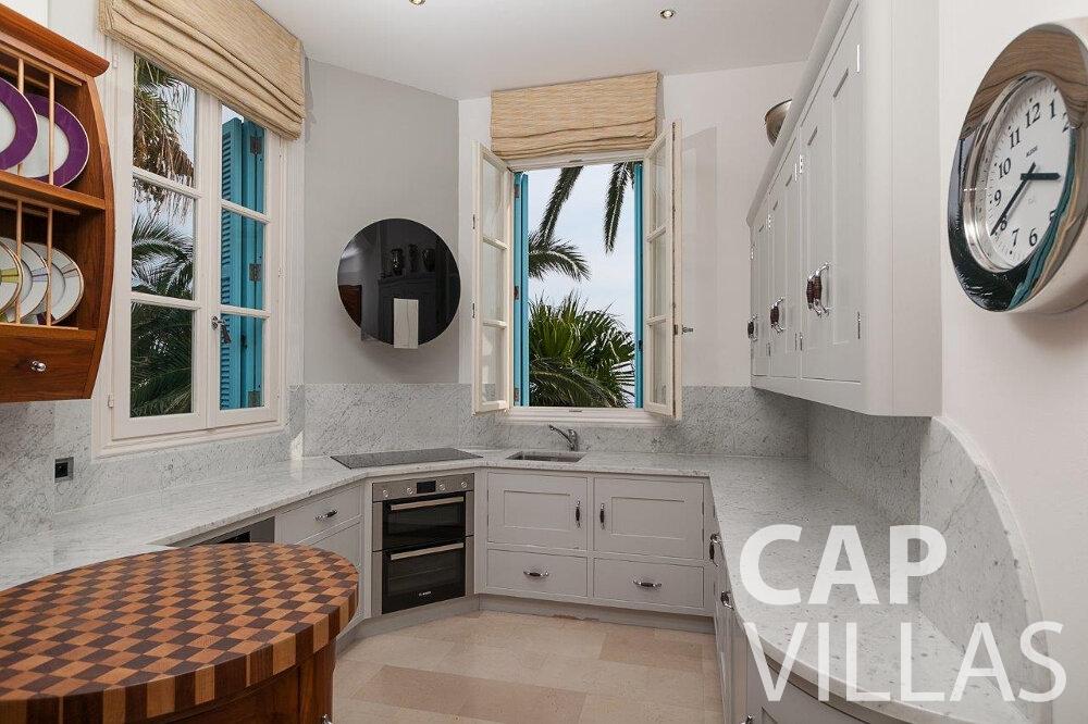 rent Villa Blossom capdail kitchen