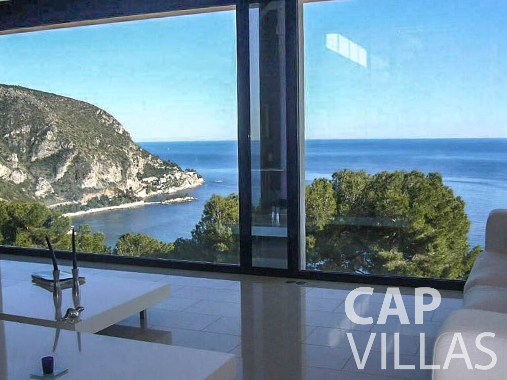 let Villa Gardenia eze sea view
