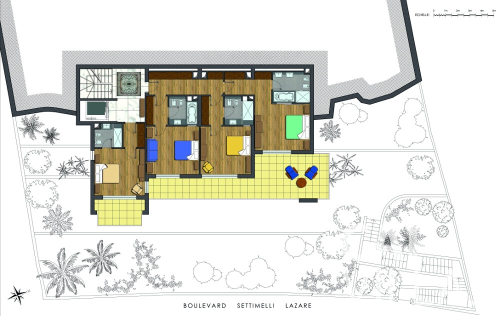property for sale villefranche floorplan bedrooms