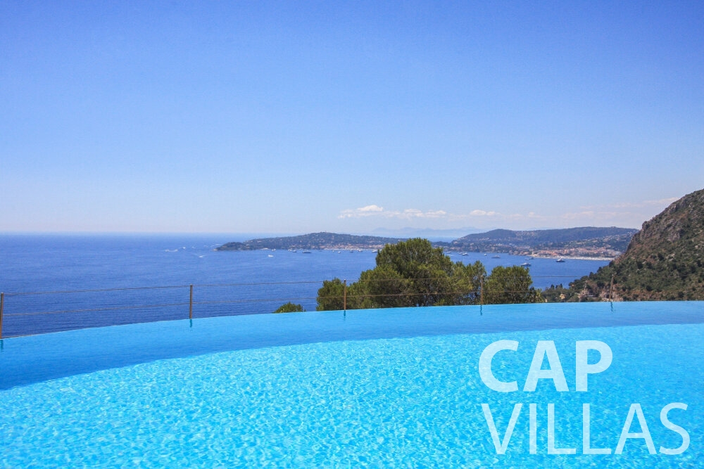let Villa Delphine cap dail swimming pool