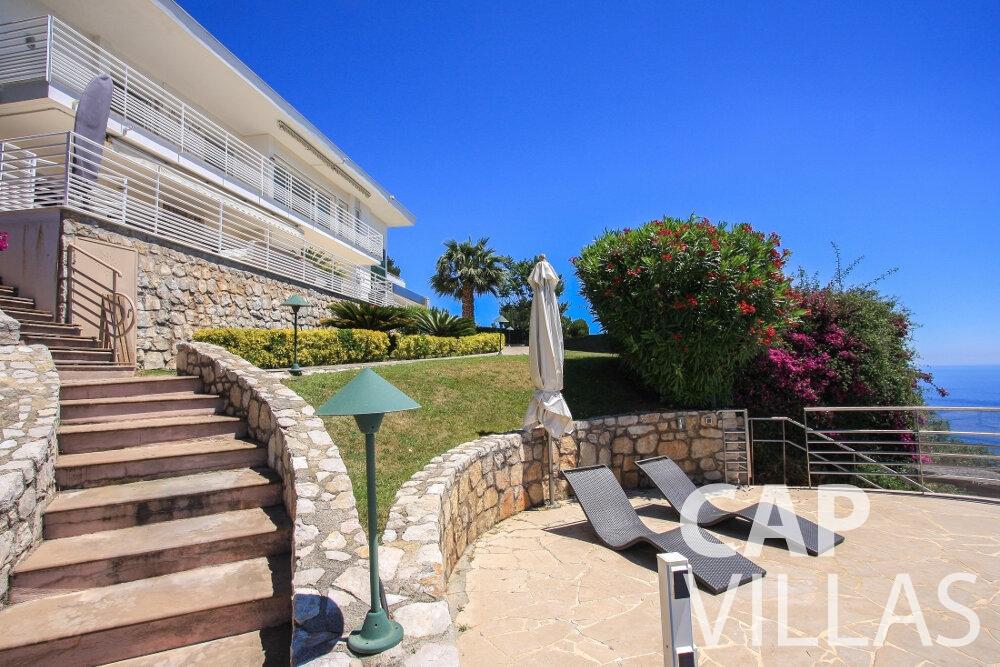rent Villa Delphine cap dail property
