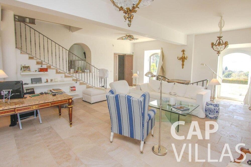 property for sale cap de nice living room