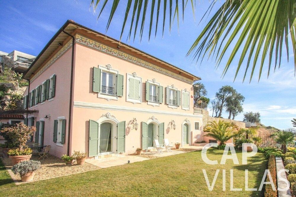 property for sale cap de nice villa