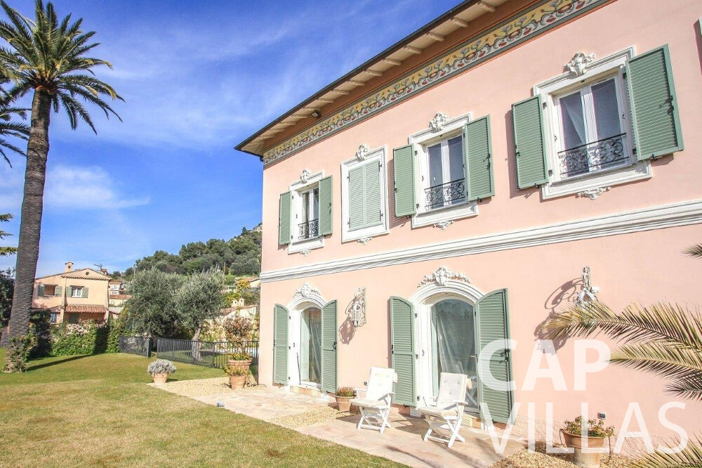 villa for sale cap de nice property