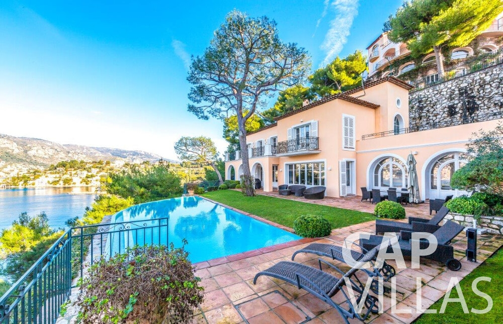 Property for sale Villa Aster cap ferrat property