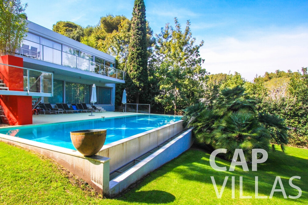 Property for sale Villa Ivy cap ferrat property