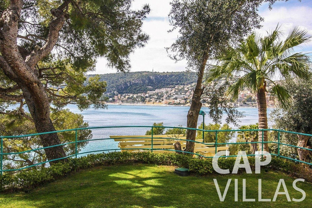 property for sale cap ferrat palm tree