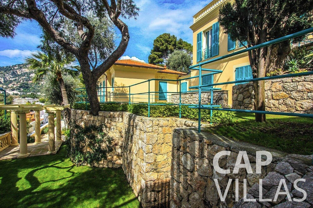property for sale cap ferrat trees