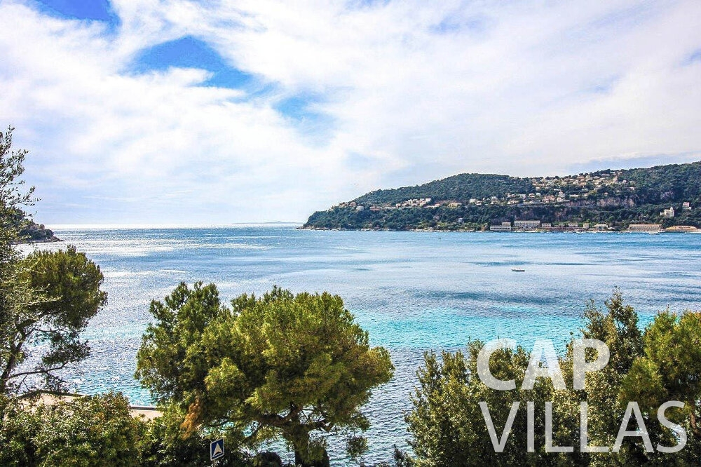 villa for sale cap ferrat seaview