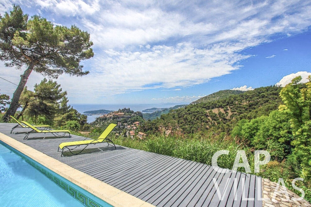 holiday house for sale eze patio view