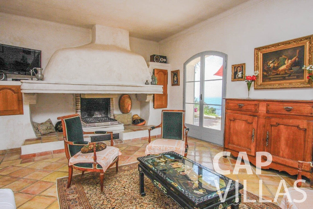 holiday house for sale eze villa living room interiors