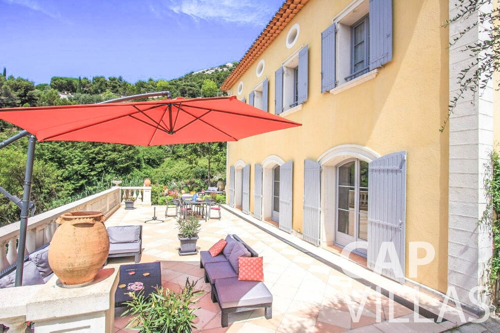villa for sale eze terrace