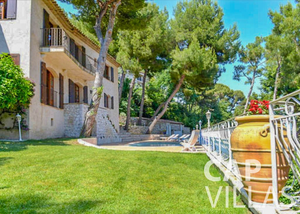Property for sale Villa Primrose cap martin roquebrune property