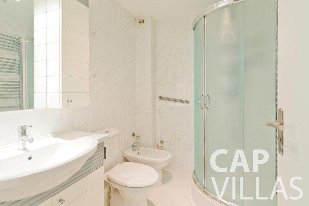 rent Villa Violet cap ferrat batoom