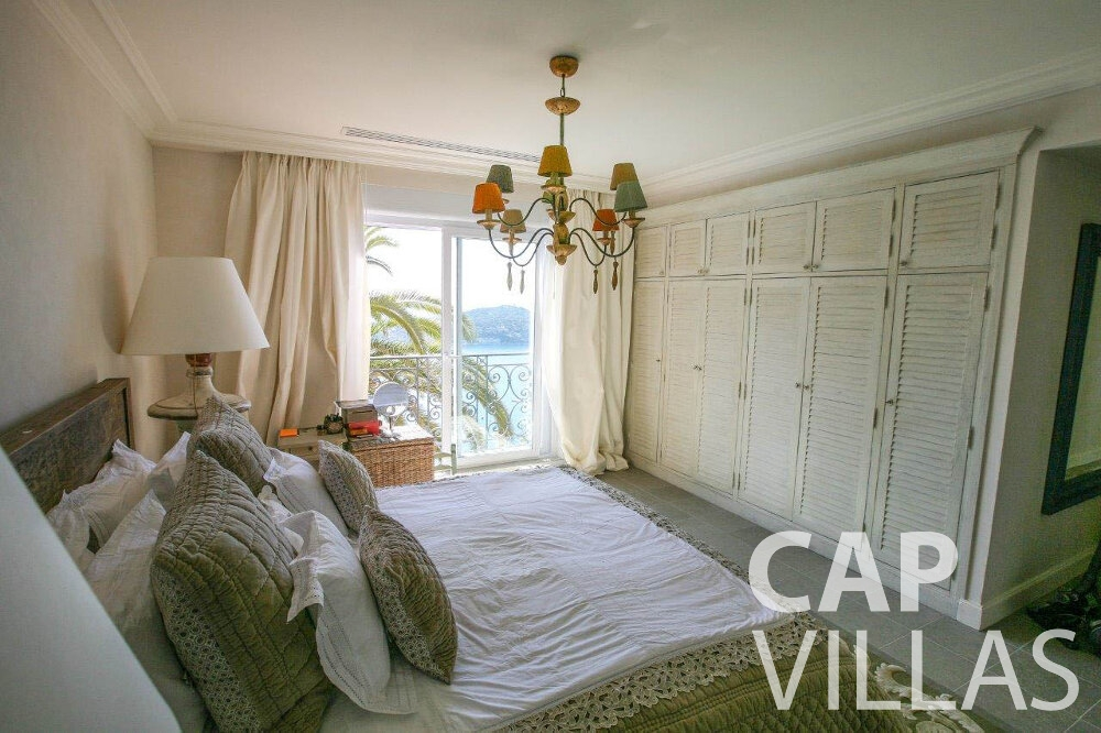 holiday rental Villa Azalea villefrenche bedroom