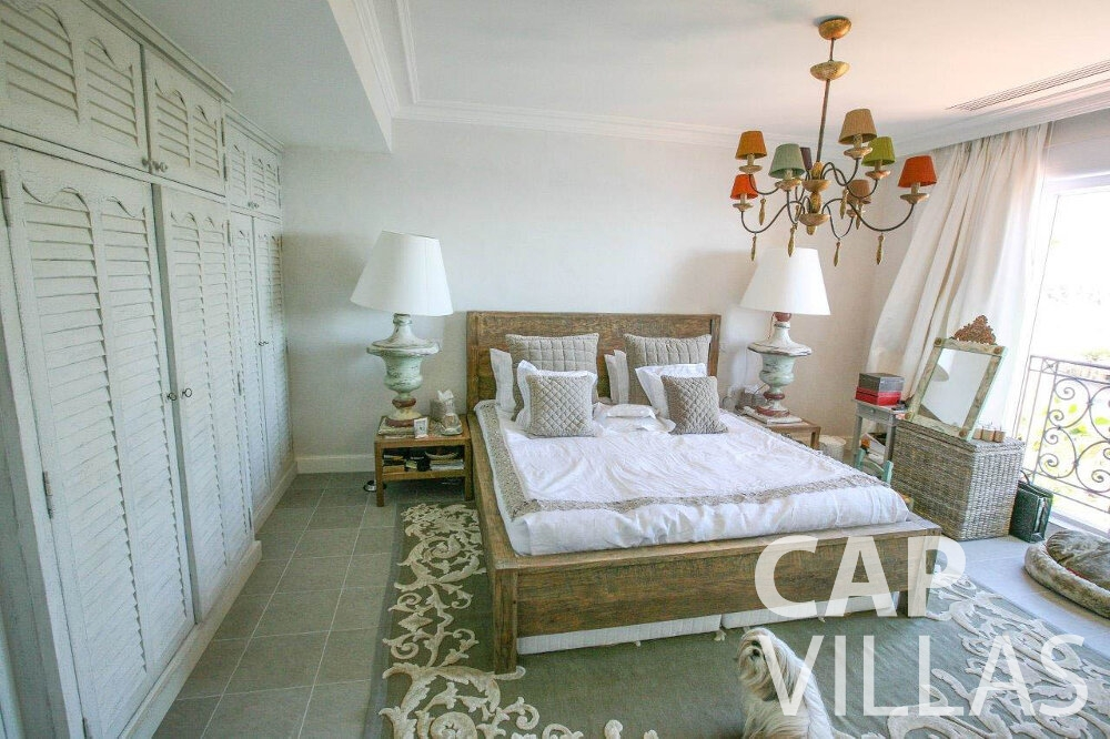 rent Villa Azalea villefrenche bedroom