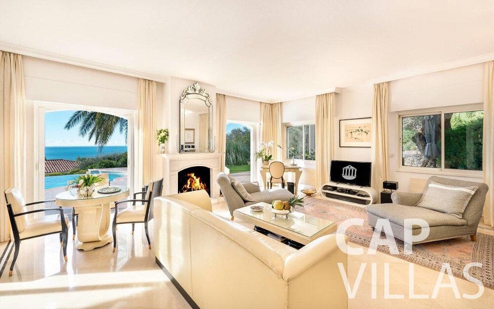 rent Villa Orchid cap dail guest room