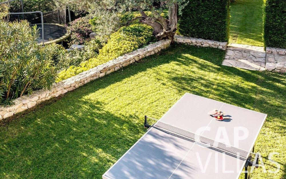 rent Villa Orchid cap dail ping pong