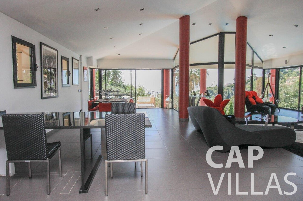 holiday house for sale villefranche dining room interiors