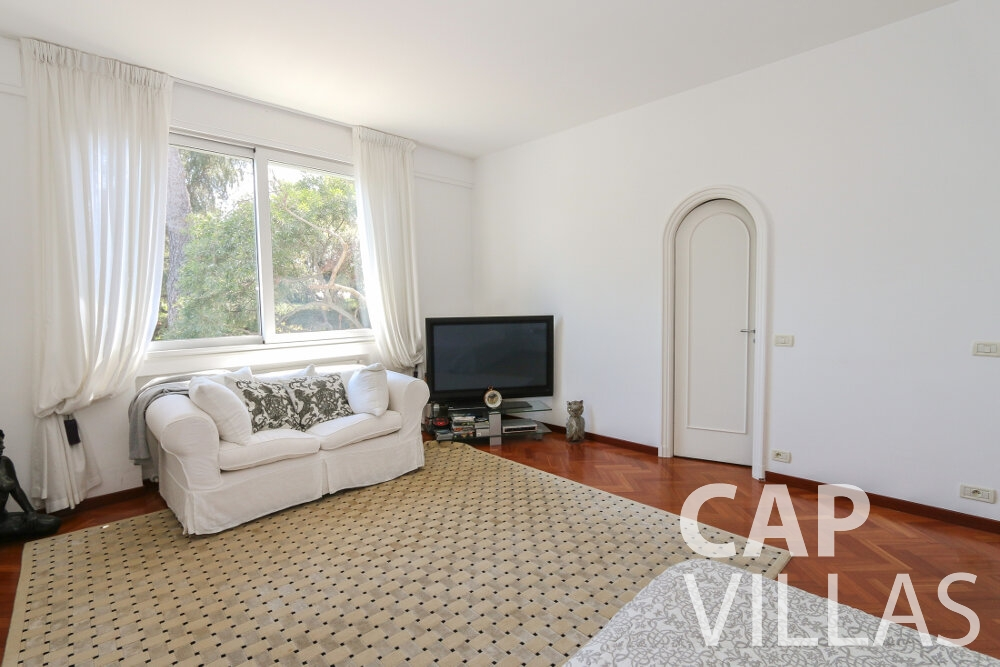 holiday rental Villa Saffron cap martin roquebrune bedroom