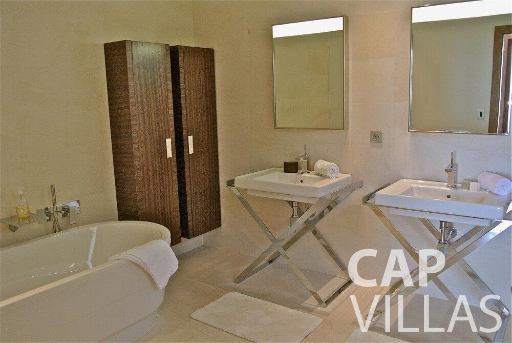 holiday house for sale eze contemporary villa bath room