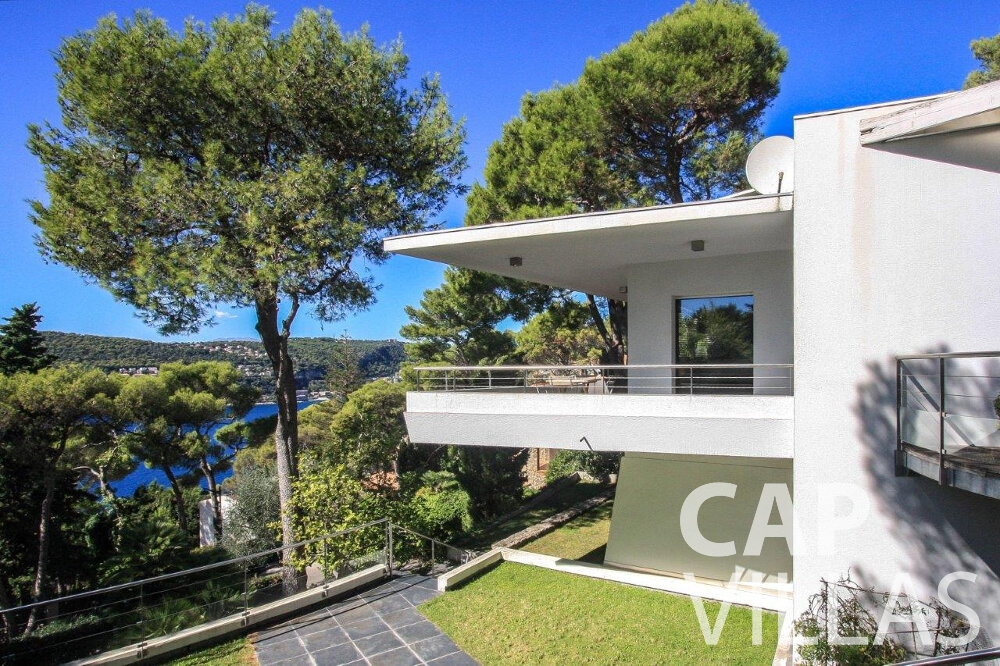 rent Villa Bluebell cap ferrat property