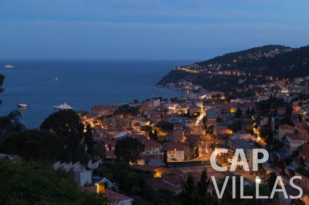 rent Villa Hazel cap martin roquebrune sea view