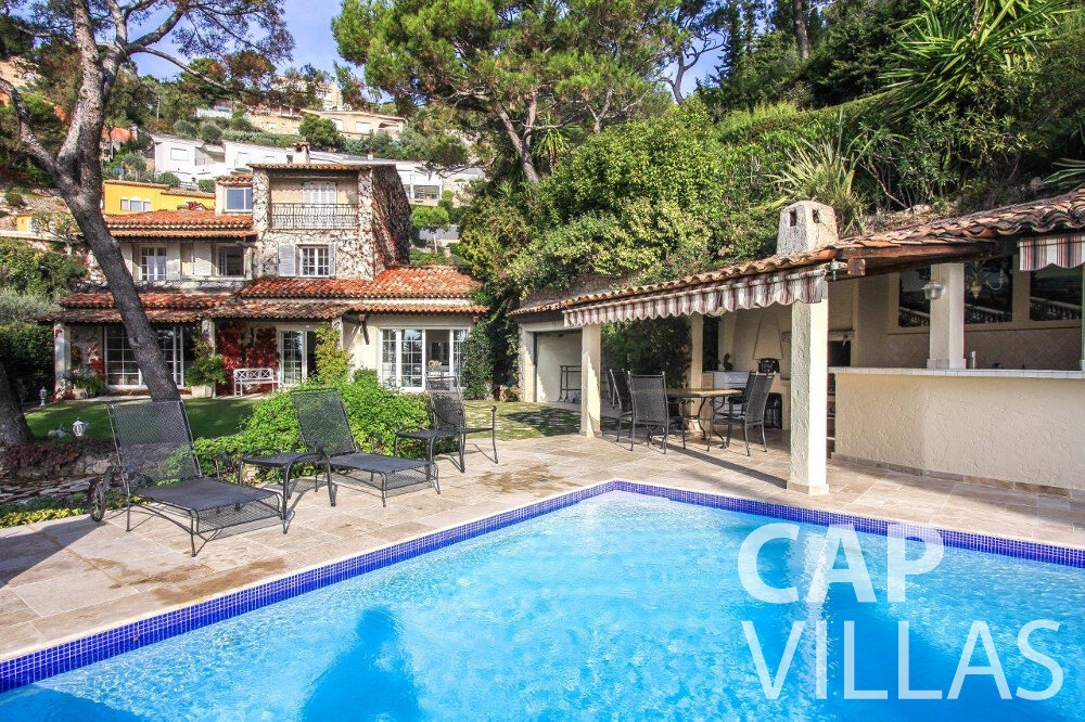 holiday rental Villa Protea villefranche property