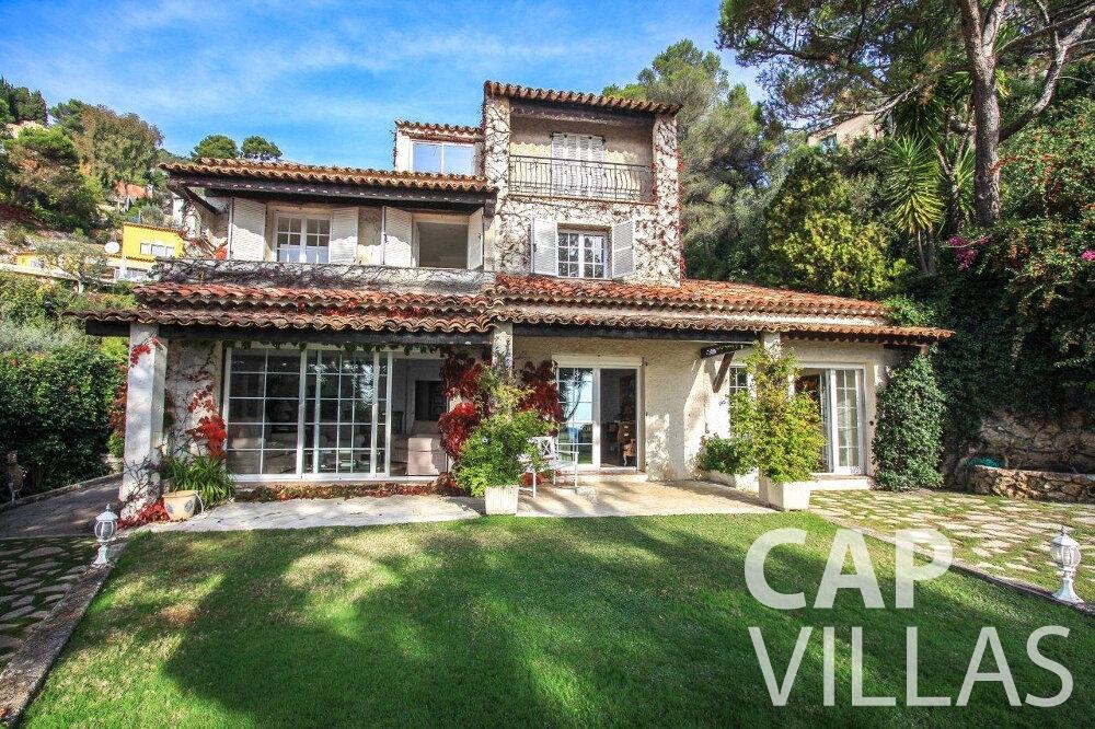 let Villa Protea villefranche property