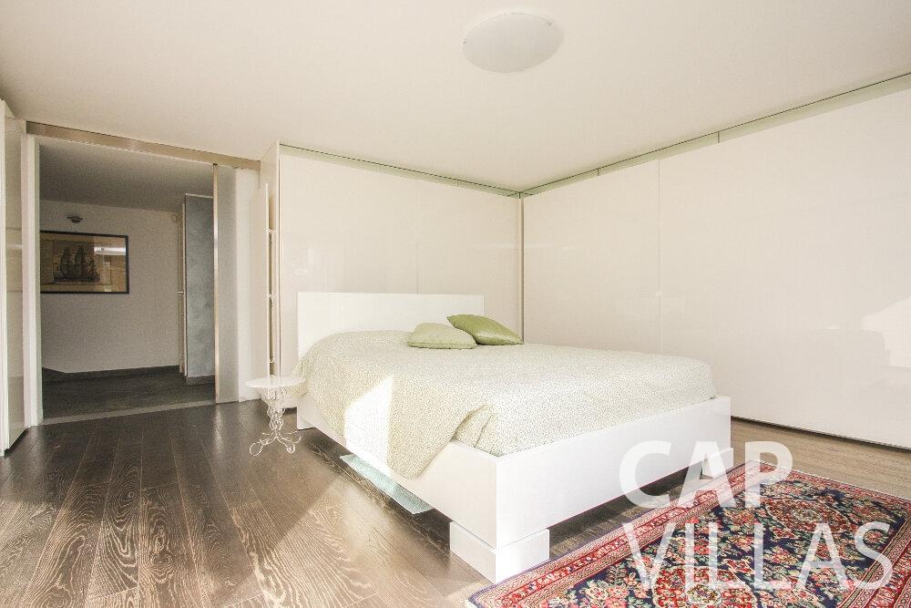 rent Villa Cedar cap martin roquebrune bedroom