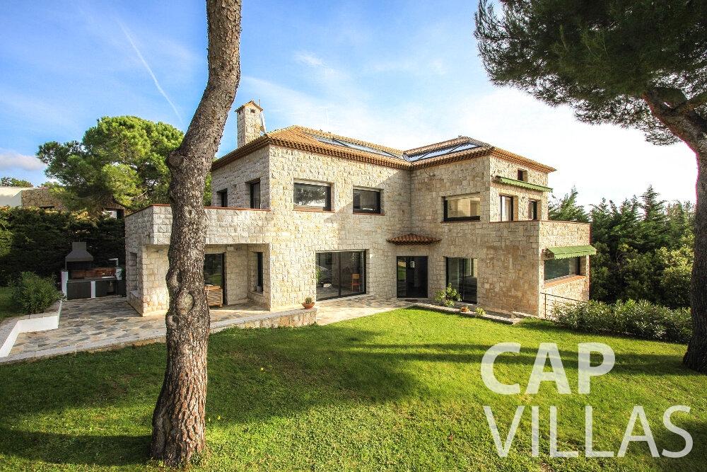 rent Villa Cedar cap martin roquebrune property