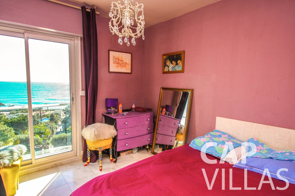 holiday rental Villa Cherry cap dail bedroom