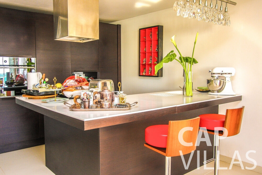 let Villa Cherry cap dail kitchen