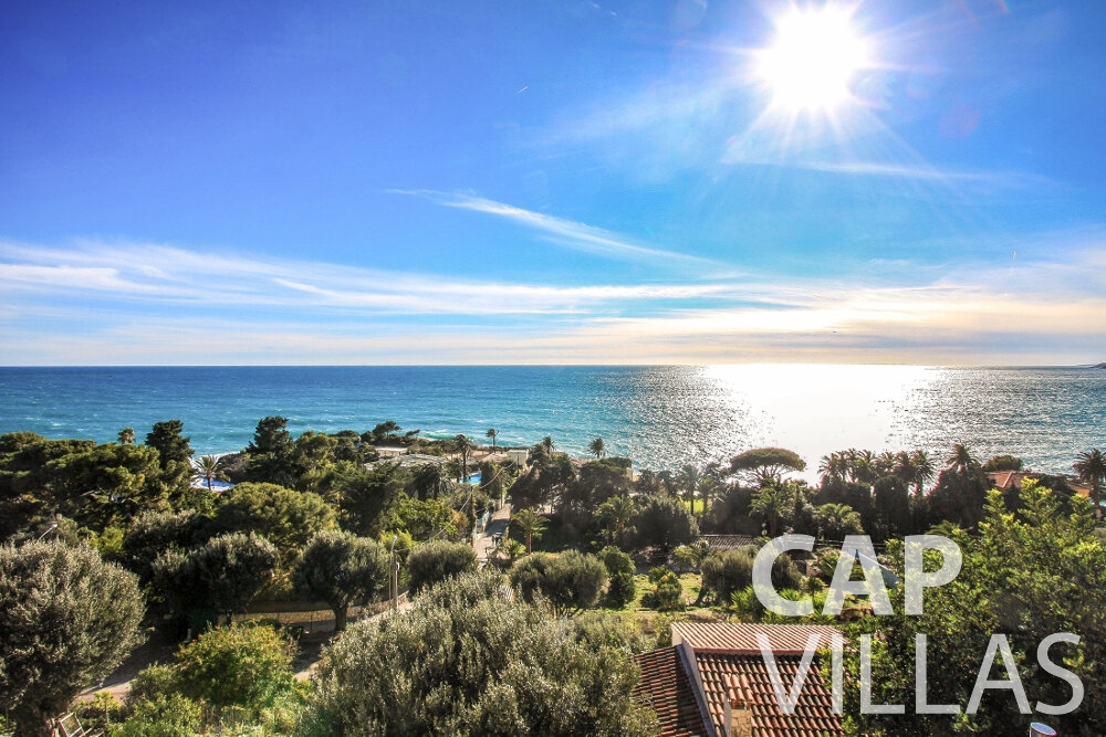 let Villa Cherry cap dail sea view
