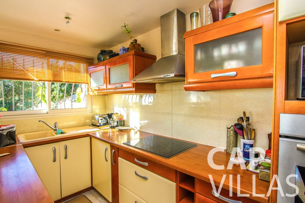 rent Villa Cherry cap dail kitchen
