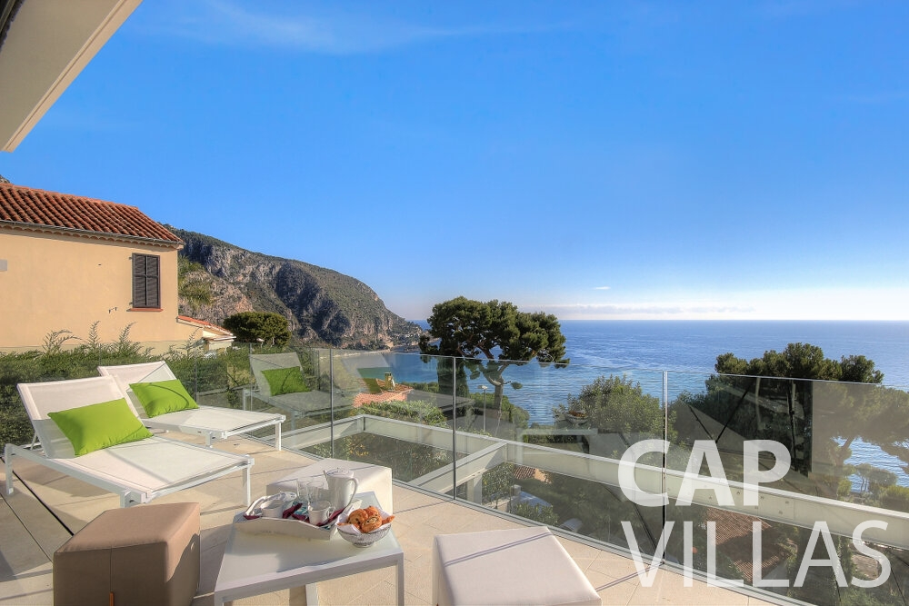 Villa for sale Villa Calla eze terrace