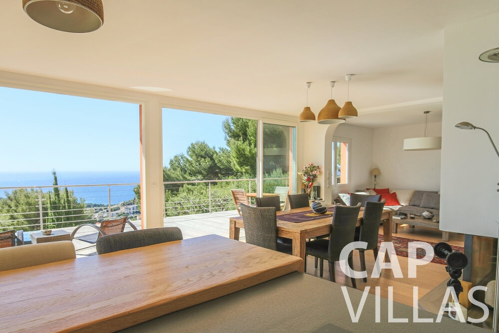 property for sale cap martin living area