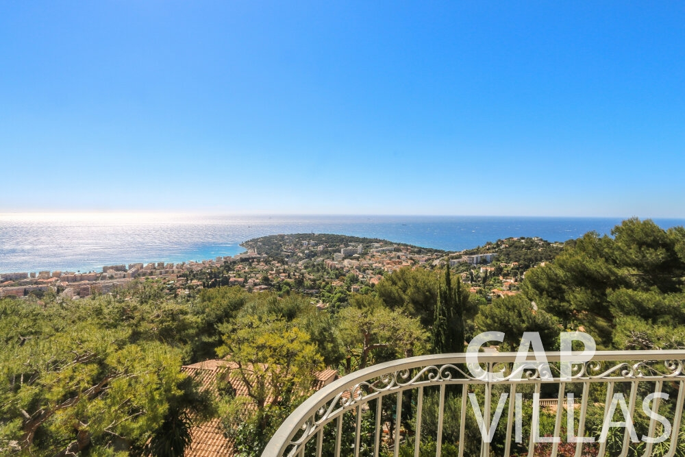 property for sale cap martin sea view