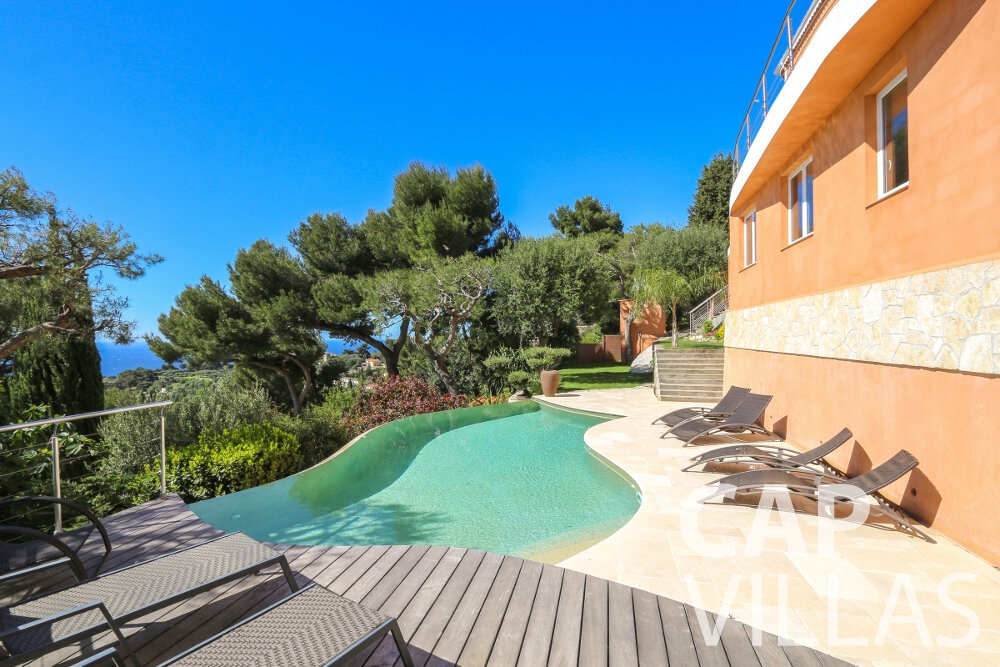 property for sale cap martin swimming pool