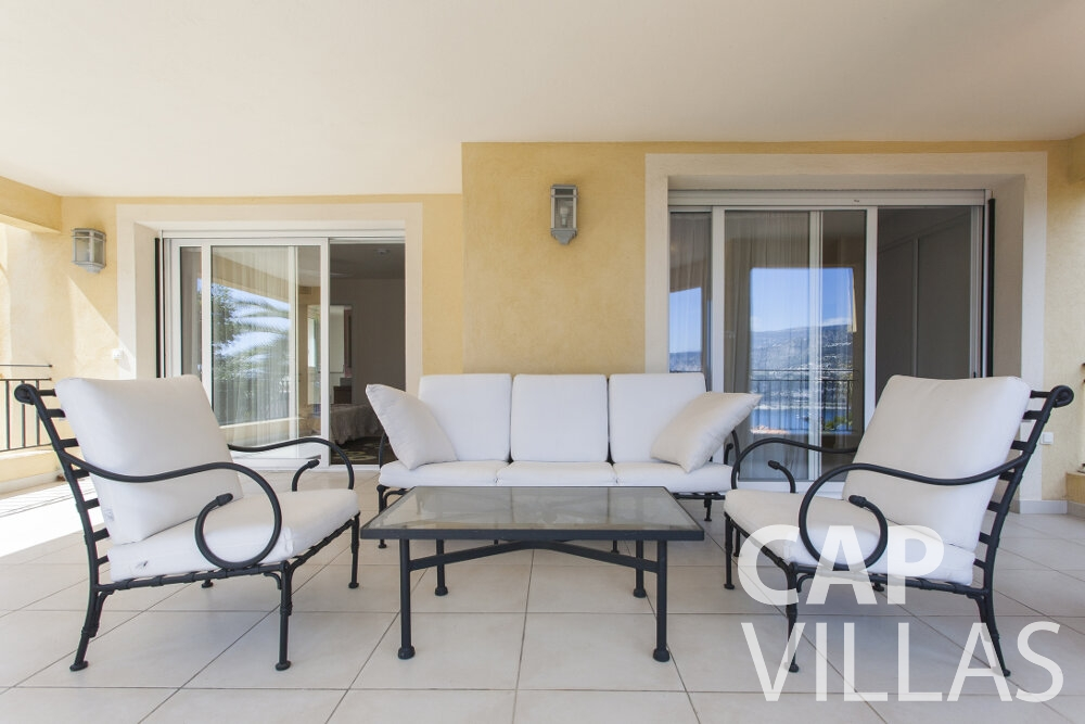 property for sale villefranche covered terrace