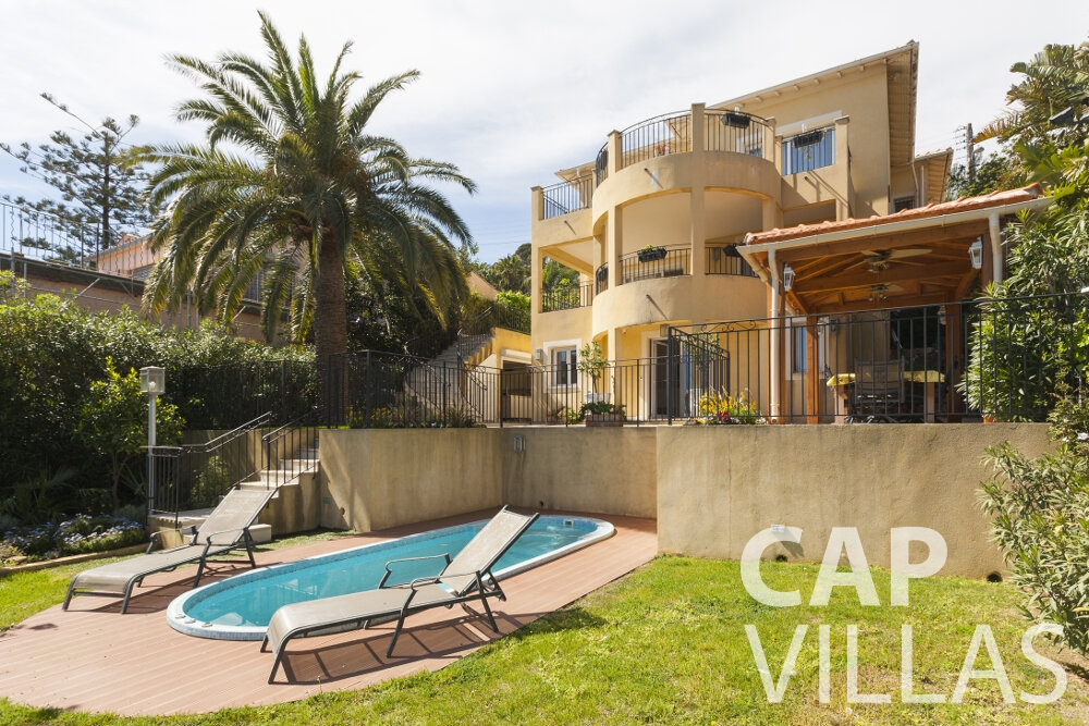 property for sale villefranche pool