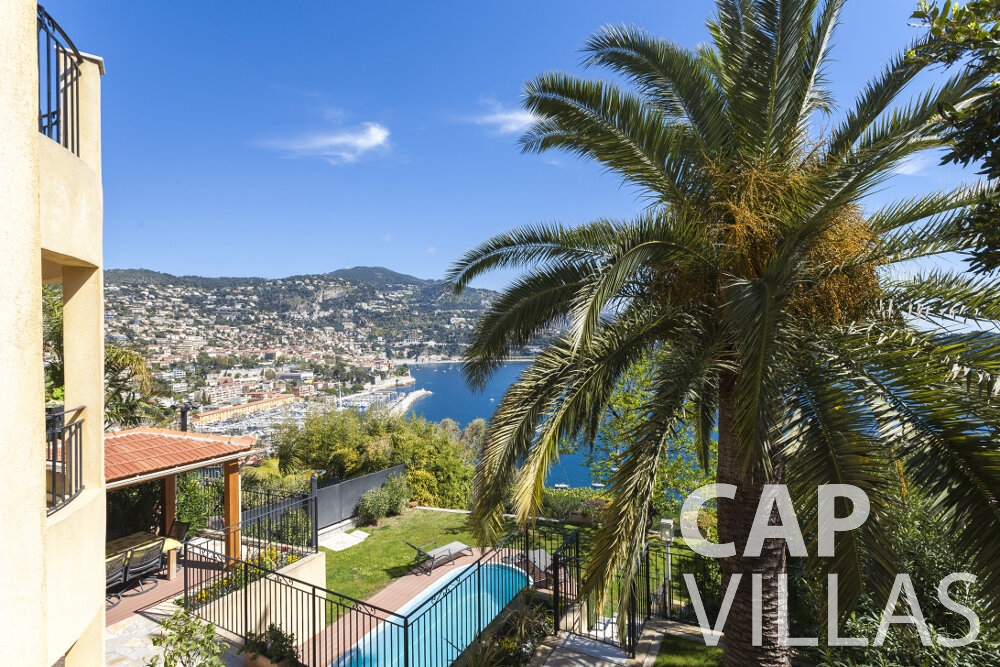 property for sale villefranche sea view