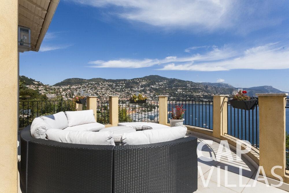property for sale villefranche terrace