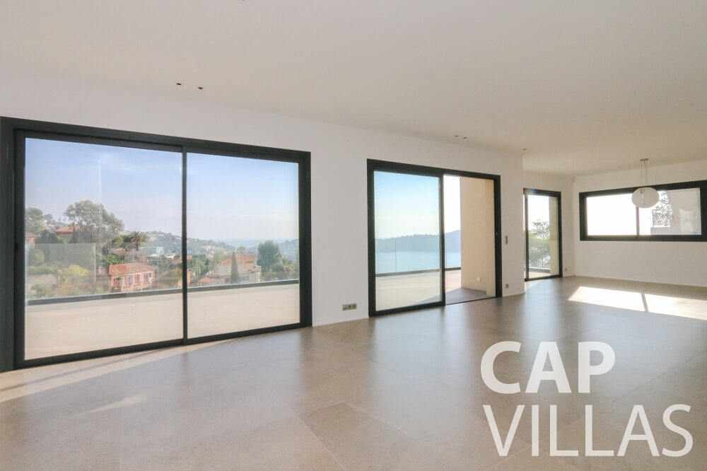 property for sale villefranche living area