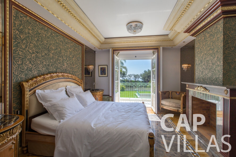 property for sale cap ferrat bedroom